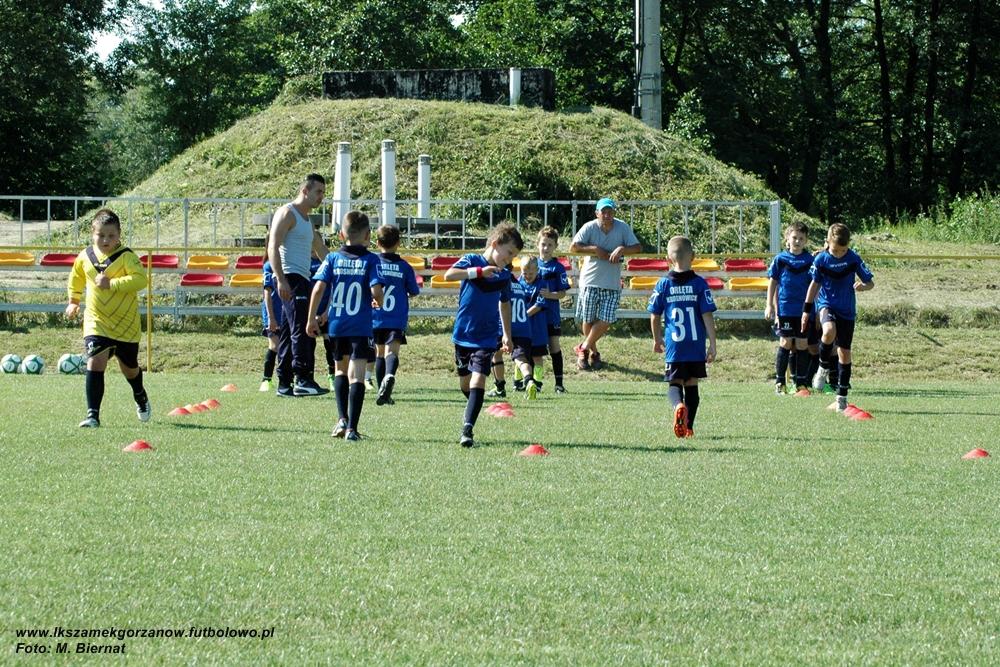 Powiatowy Turniej pod Patronatem Starosty, Autor: M. Biernat, 02.07.2016r.