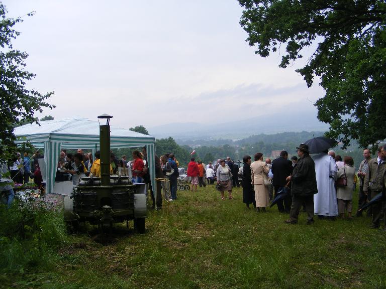 Odpust św. Antoniego Padewskiego, Piknik rodzinny, 08.06.2008r.