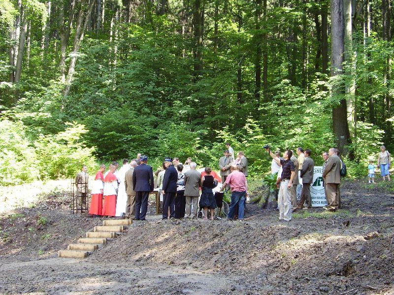 Odpust św. Antoniego Padewskiego, Msza św. Odpustowa, 10.06.2007r.