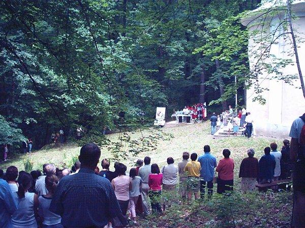 Odpust św. Antoniego Padewskiego, Msza św. Odpustowa, 11.06.2005r.