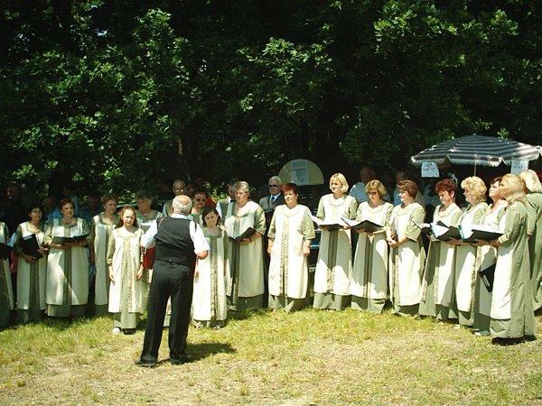 Odpust św. Antoniego Padewskiego, Występ Zespołu Ludowego ,,Cyraneczki