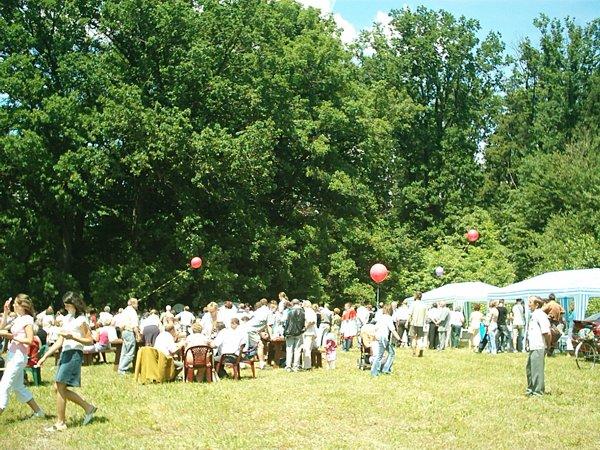 Odpust św. Antoniego Padewskiego, Piknik Rodzinny, 11.06.2005r.