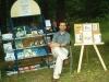 Odpust św. Antoniego Padewskiego, R. Duma z wystawą Towarzystwa Miłośników Gorzanowa, 11.06.2005r.