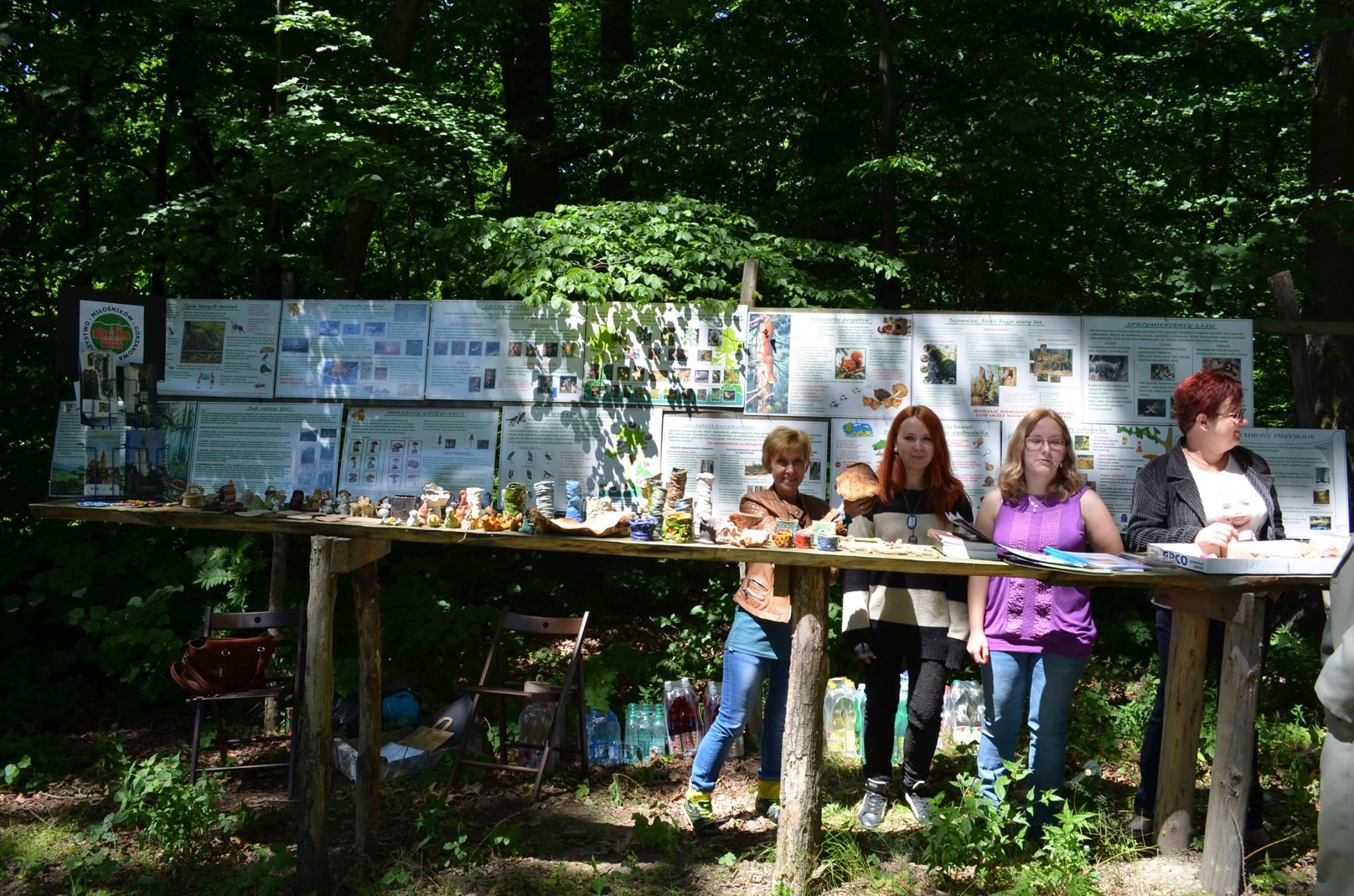 Odpust św. Antoniego Padewskiego, Wystawa prac ceramicznych TMG, Autor: R. Duma, 15.06.2014r.