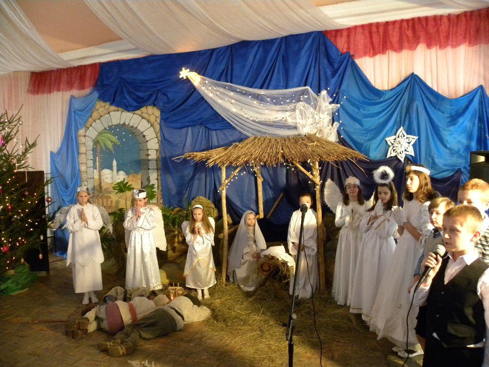 II Przegląd Tradycji Bożonarodzeniowych, Autor: M. Jagiełło, 18.12.2009r.