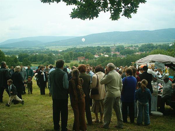 Odpust św. Antoniego Padewskiego, Piknik Rodzinny, Autor: R. Duma, 20.06.2004r.