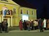 I rocznica śmierci św. Jana Pawła II, Spotkanie parafian w Centrum Gorzanowa, Autor: M. Biernat, 22.04.2006r.