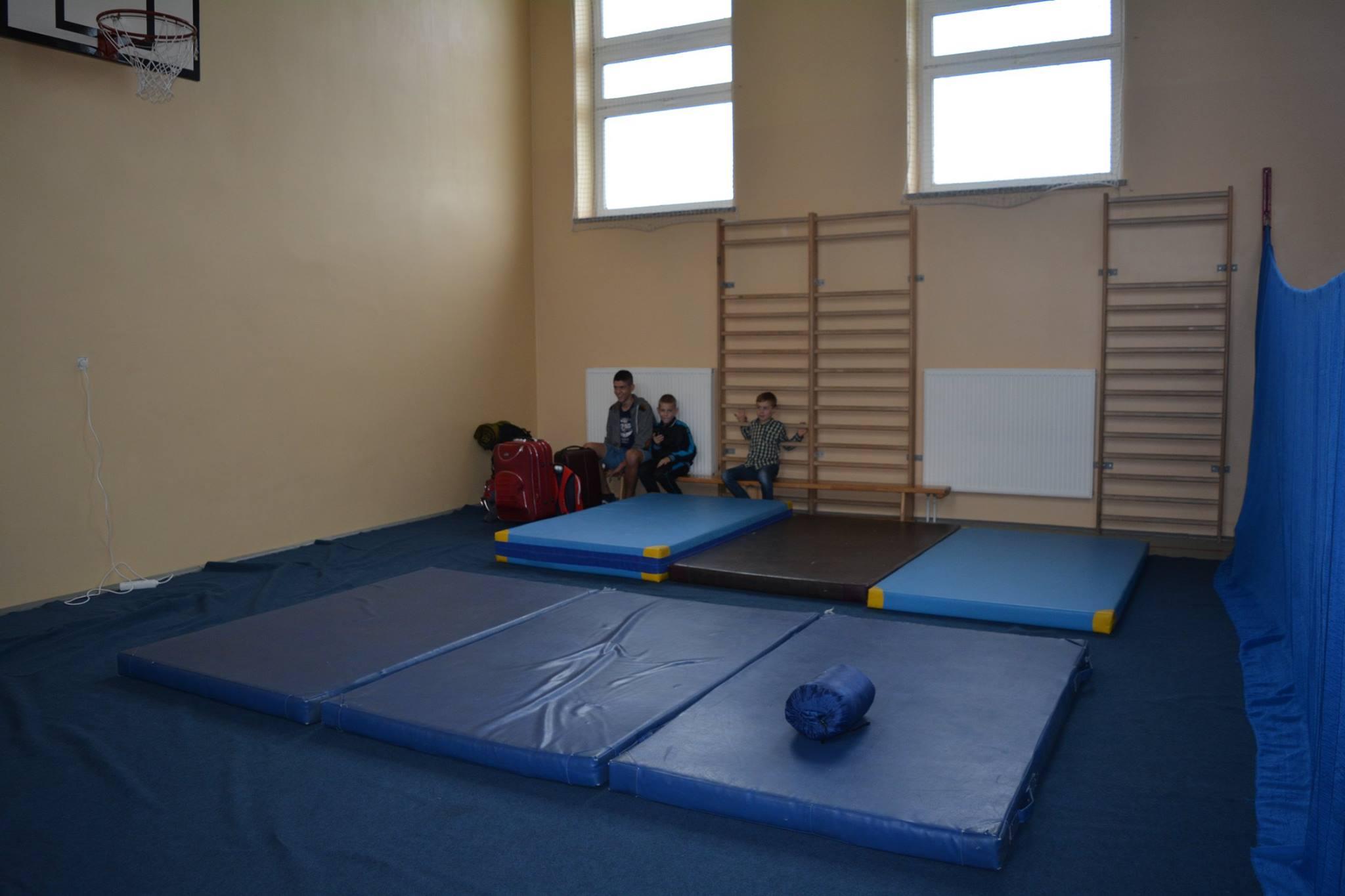 I dzień zielonej szkoły w Pokrzywnicy, Autor: A. Chabło, 06.09.2016r.