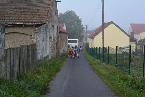 III dzień zielonej szkoły w Pokrzywnicy, Autor: A. Chabło, 08.09.2016r.