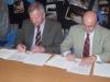 22.04.2006r. Podpisanie porozumienia w sprawie Telefonicznego Systemu Ostrzegania Mieszkańców