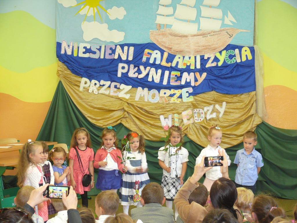 Zakończenie roku szkolnego 2014/2015, Bajkowe Przedszkole, Autor: R. Bernacki, 26.06.2015r.