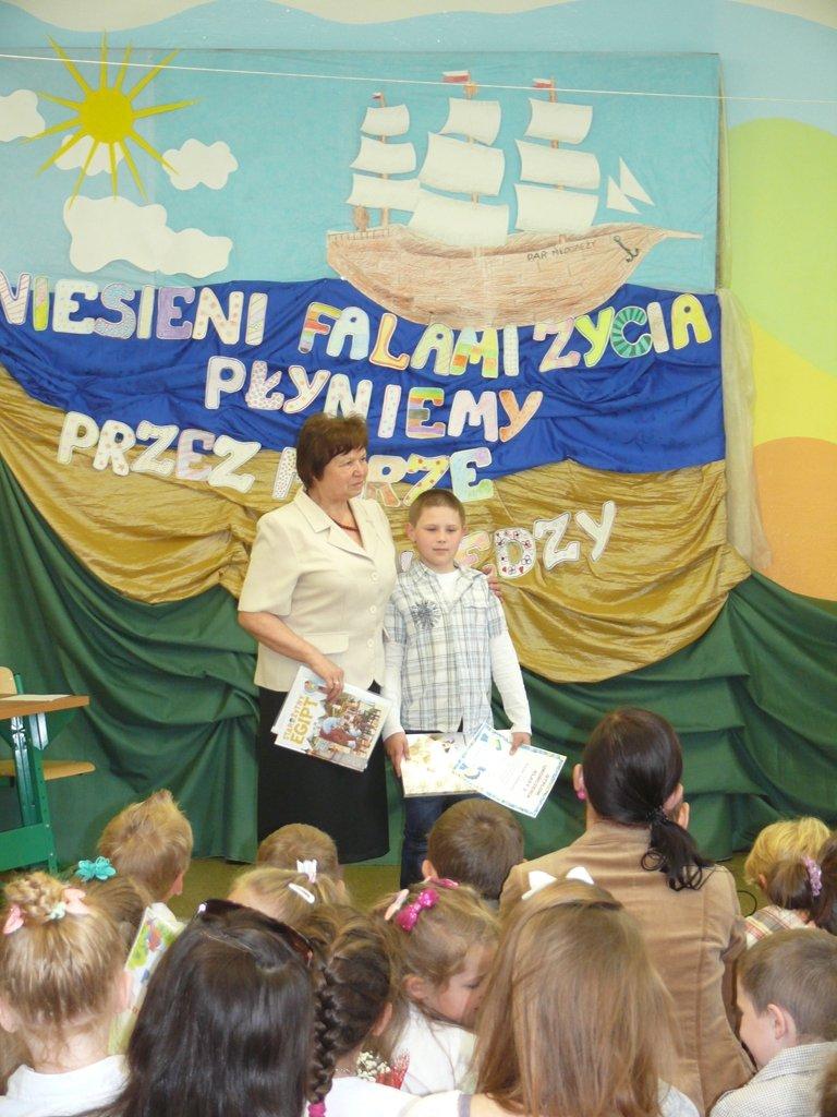 Zakończenie roku szkolnego 2014/2015, Klasa III, Autor: R. Bernacki, 26.06.2015r.