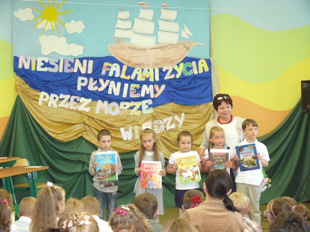Zakończenie roku szkolnego 2014/2015, Klasa I, Autor: R. Bernacki, 26.06.2015r.
