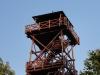 Wieża widokowa naWapniarce, Autor: M. Biernat, 27.09.2011r.