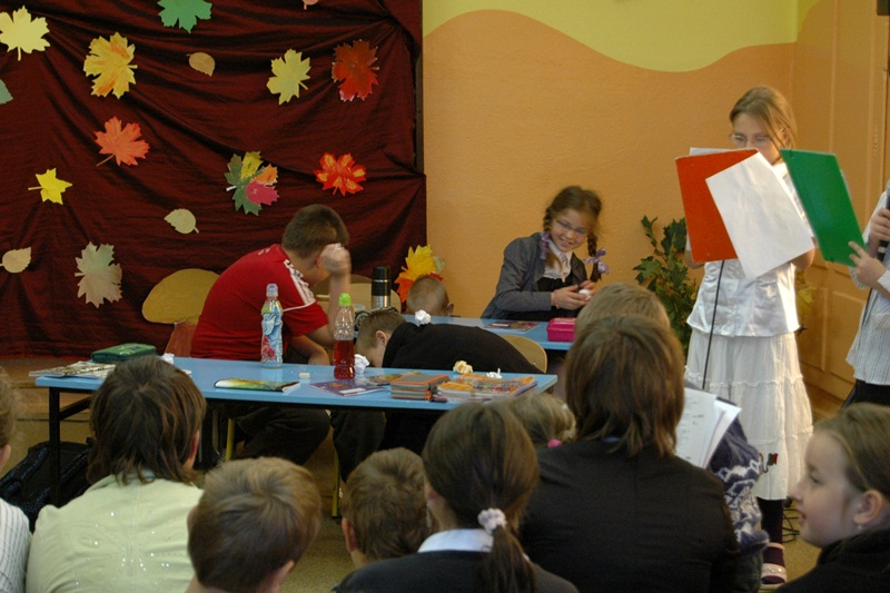 Dzień Edukacji Narodowej, Autor: A. Chabło ,13.10.2012r.