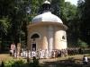 Odpust św.Antoniego, Procesja wokół Kaplicy św.Antoniego,  Autor: R. Duma, 25.06.2006r.