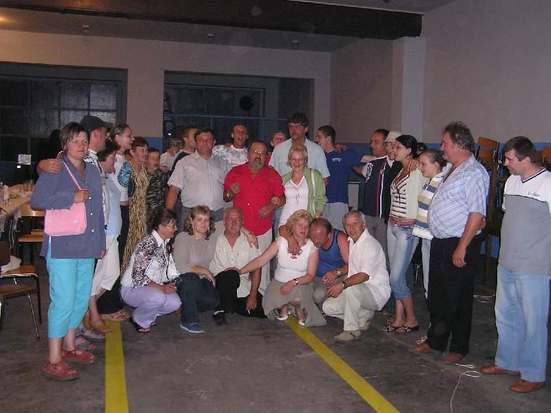 Wizyta OSP Gorzanów w Reńskiej Wsi, Autor: R. Duma,15-16.07.2006r.