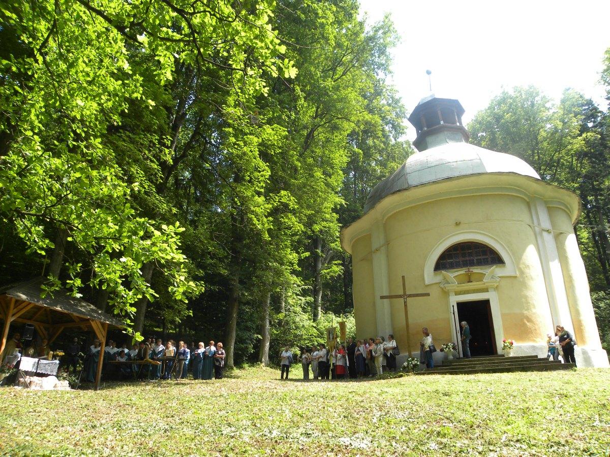 Odpust św. Antoniego Padewskiego, Msza św., 09.06.2013r.