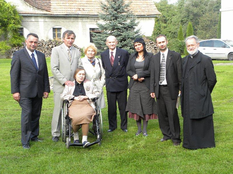 65 lecie Szkoły Podstawowej w Gorzanowie, 18.09.2010r.