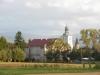 Widok naSP, Kościół orazPałac, 18.09.2010r.