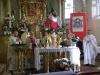 Msza święta zokazji Jubileuszu, 18.09.2010r.
