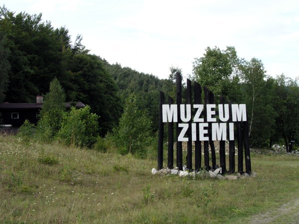 Kletno - Muzeum Ziemi