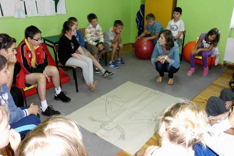 Letnia Szkoła Odkrywców, 25.07.2012r.