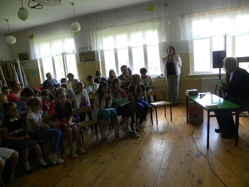 Narodowe Czytanie w TMG, Autor: A. Chabło, 06.09.2014r.