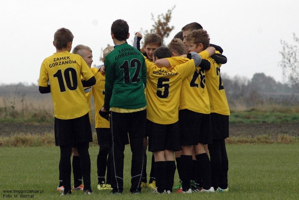Otwarcie boiska sportowego, Autor: M. Biernat, 08.11.2014r.