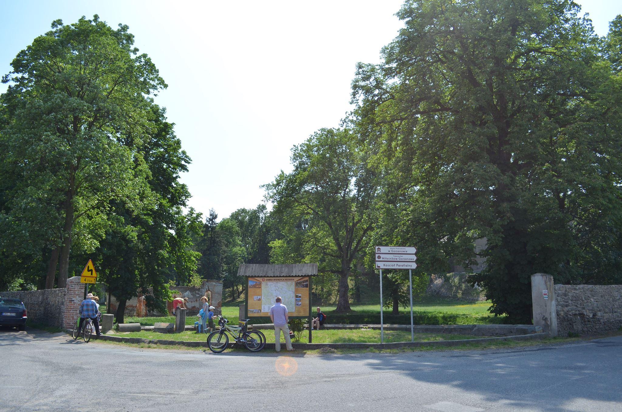 Centrum Gorzanowa, Autor: R. Duma, 09.06.2015r.