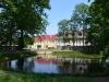 Park Pałacu w Gorzanowie