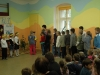 Pasowanie  naucznia klasy I, Autor: A. Chabło, 11.10.2012r.