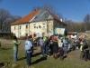 I Dzień Wiosny w SP, przejście obok Dworu Muszyn, Autor: R. Duma, 21.03.2011r.