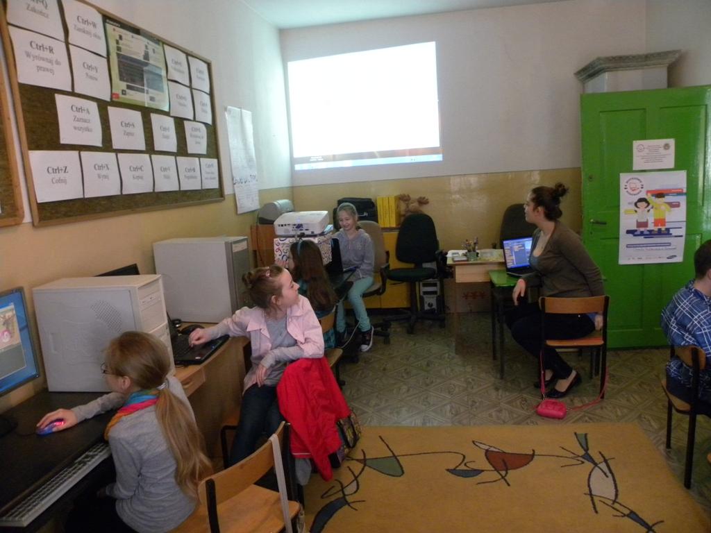 Zajęcia z mistrzami kodowania, Autor: A. Chabło, 22.03.2014r.