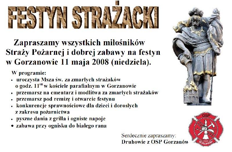 2008.05.11. Festyn Strażacki