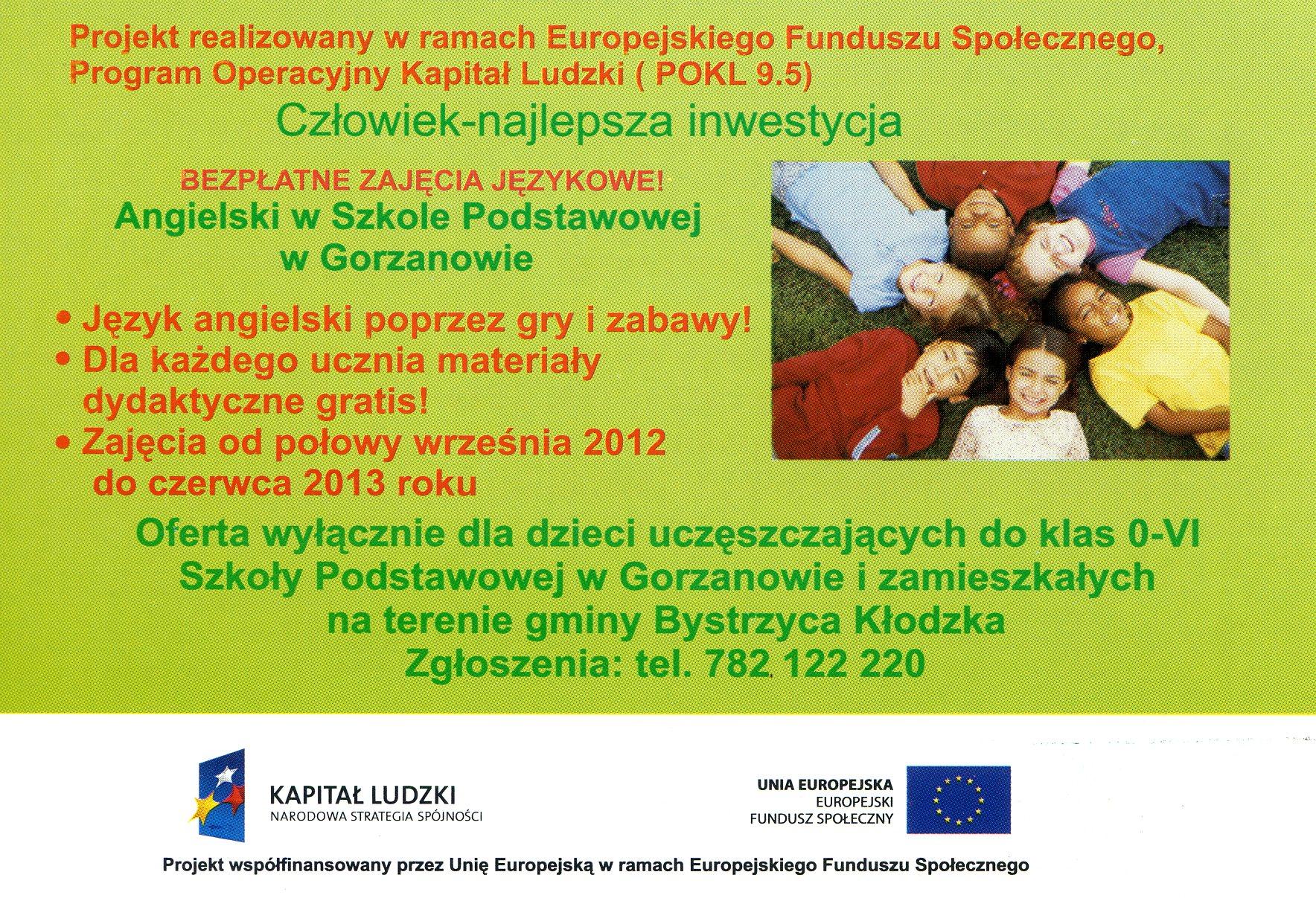 2011.09.01 Plakat_Angielski_w_szkole