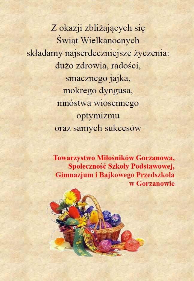 Zyczenia Wielkanocne 2014.04.15.