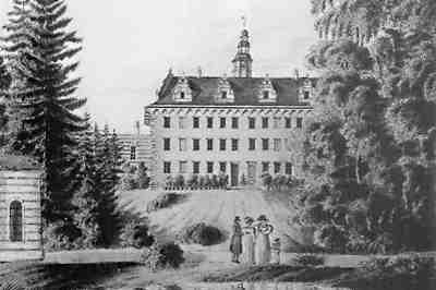 Zamek Gorzanów