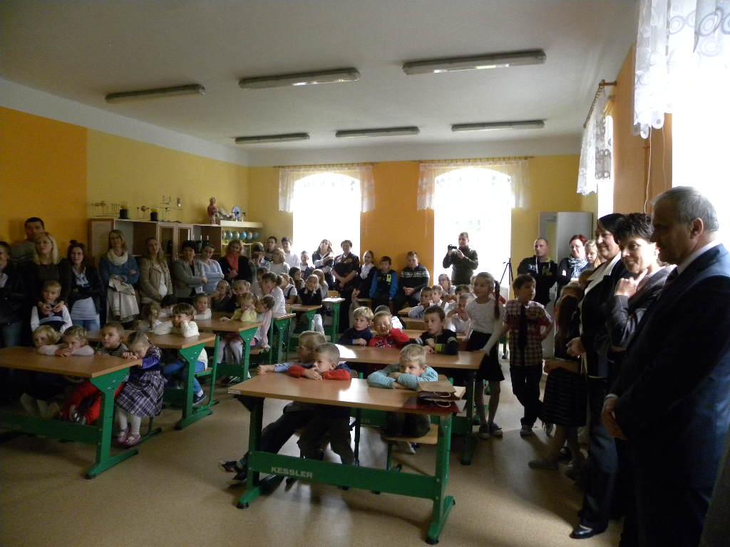 2014.09.26 Otwarcie Sali Przyrody